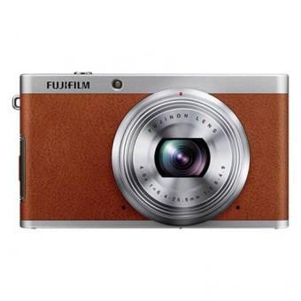 Fujifilm XF1 Digital Camera Brown