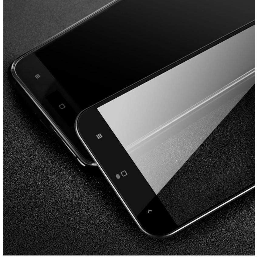 Full Cover Tempered Glass Warna Screen Protector for Xiaomi Redmi 4X / 4X Prime Layar 5.0