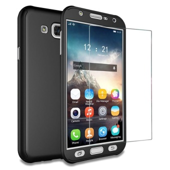 Galaxy J5 2015 case ,Mooncase 360? Full Protection Matte PC HardHybrid Ultra thin Case