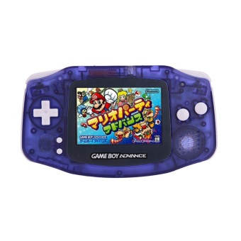 GBA System Handheld Game Console Controller Game Boy Advance For Nintendo - intl