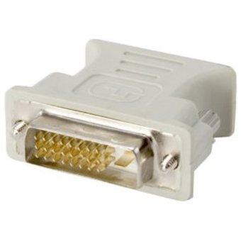 Generic DVI-D to VGA Adapter - Putih
