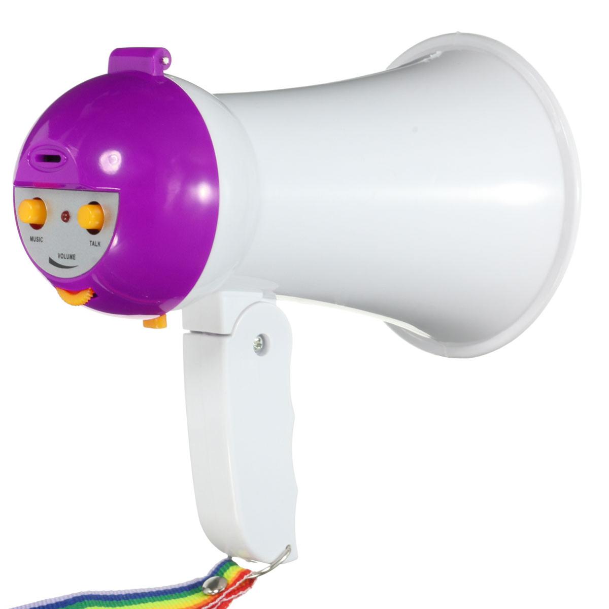 ... Genggam Portabel Megafon Lipat 5 Watt Pengeras Suara Pengeras - Internasional ...