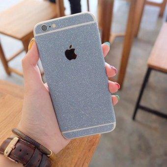 Glitter Skin Case Oppo F1s - Blue