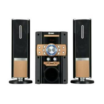GMC 885S Bluetooth Speaker Aktif (Garansi Resmi GMC) Gold
