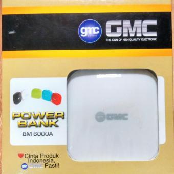 Gmc Bm6000A Power Bank Gmc 6000 Mah - 2