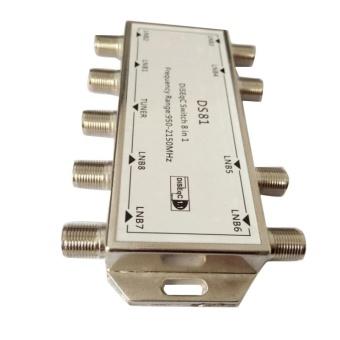 Jual Good Ds81 8 In 1 Satellite Signal Diseqc Switch Lnb Receiver Multiswitch - Intl Murah