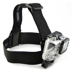 Gopro Head Strap Elastic Adjustable Anti Slide for GoPro/Xiaomi Yi