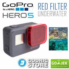 GoPro Hero 5 Underwater Diving Snorkeling Filter