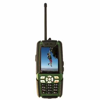 Gplus G3 HP Outdoor HT Walkie Talkie Waterproof - Hijau
