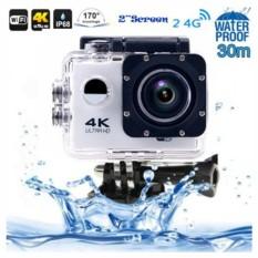 Grade AA Action Camera 4K+ UltraHD - 16MP - WIFI - Putih