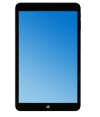 Gramediabook Tablet Intel Windows 8.1 - 32 GB - Hitam