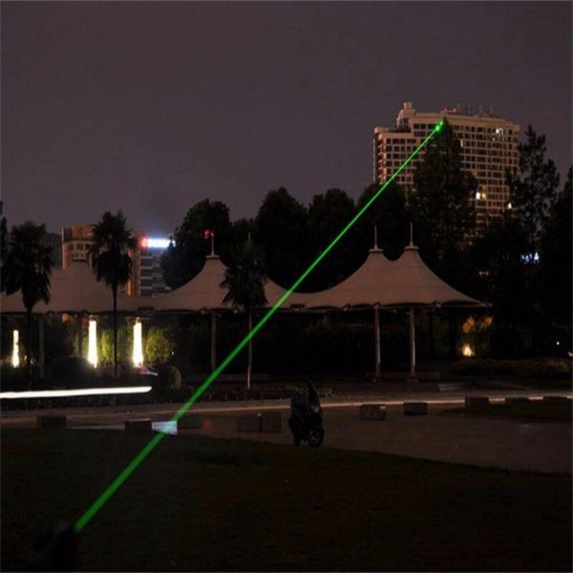 Belanja Murah Green Laser Pointer 303 Big Hijau 2 Km Atau 1 Mata
