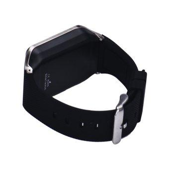 GV18 jam tangan ponsel pintar dengan 8 GB kartu memori dan Headset Bluetooth (hitam) - International - 5