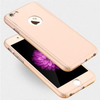Hardcase 360 Iphone 6/6s Fullset Free Tempered Glass Case Full Body ...