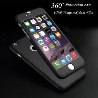 Hardcase Neo Hybrid 360 FREE Tempered Glass Full Case Iphone 7Plus/7+