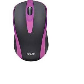 Havit HV-MS675 Optical Mouse - Hitam Ungu