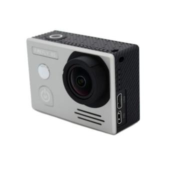 Hawkeye Firefly 8S 4K 170 Degree WIFI Waterproof Camera silver - intl