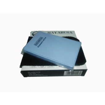 Hayabusa External Case Harddisk 2.5 - Enclosure HDD Blue