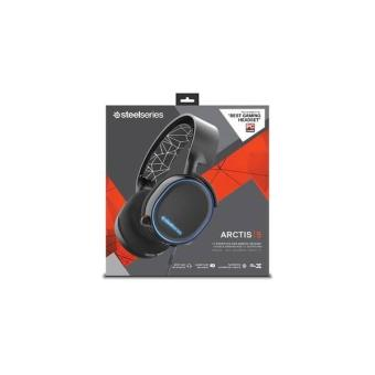 Headset Steelseries Arctis 5 With 7.1 DTS Headphone X Black RGB LED