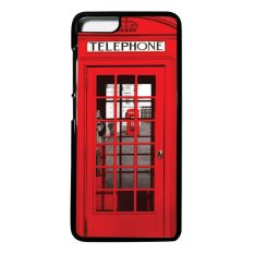 Heavencase Case Casing Xiaomi Mi 5 Case Hardcase Motif Red Phone Box - Hitam