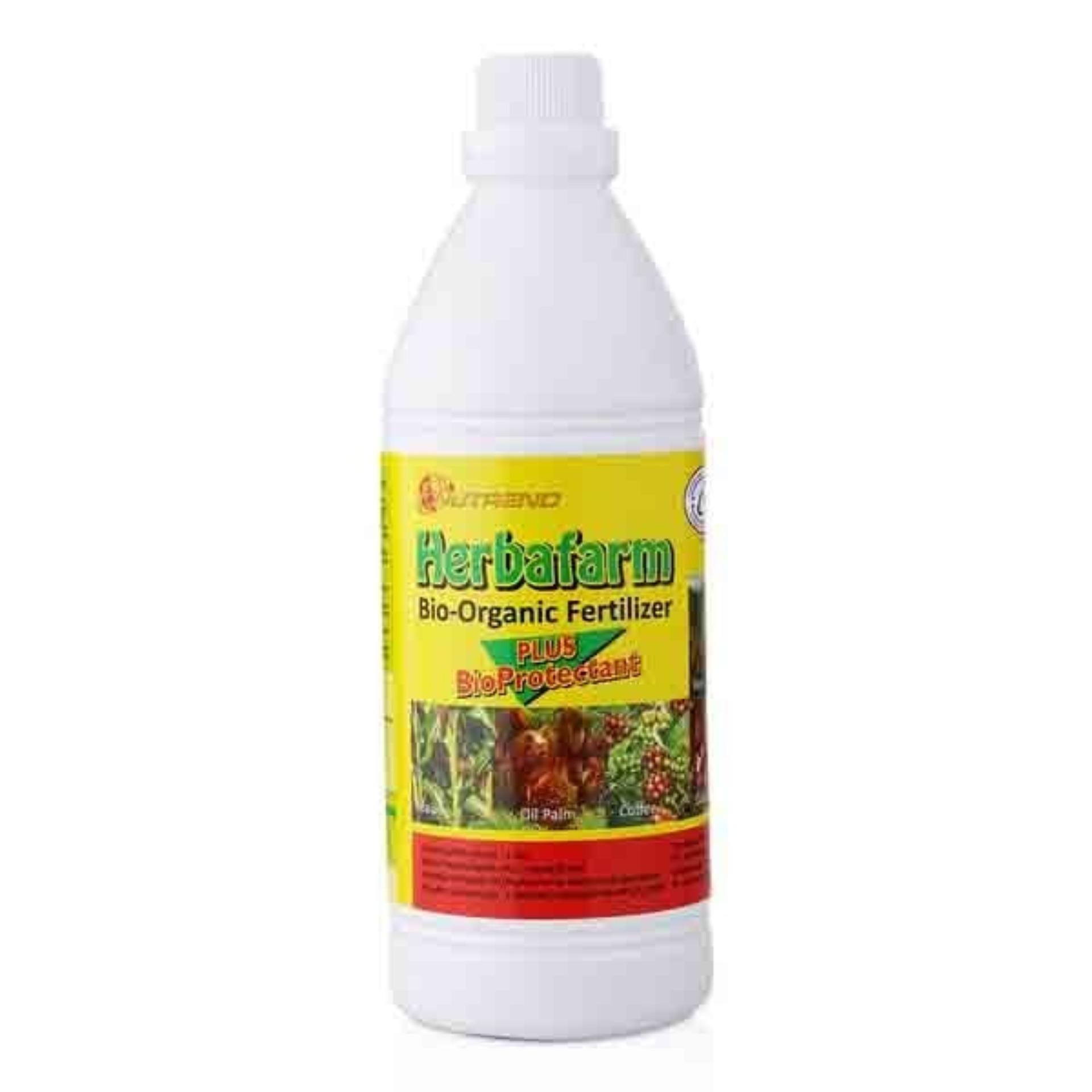 Herbafarm pupuk cair Bio organik 1 Lt