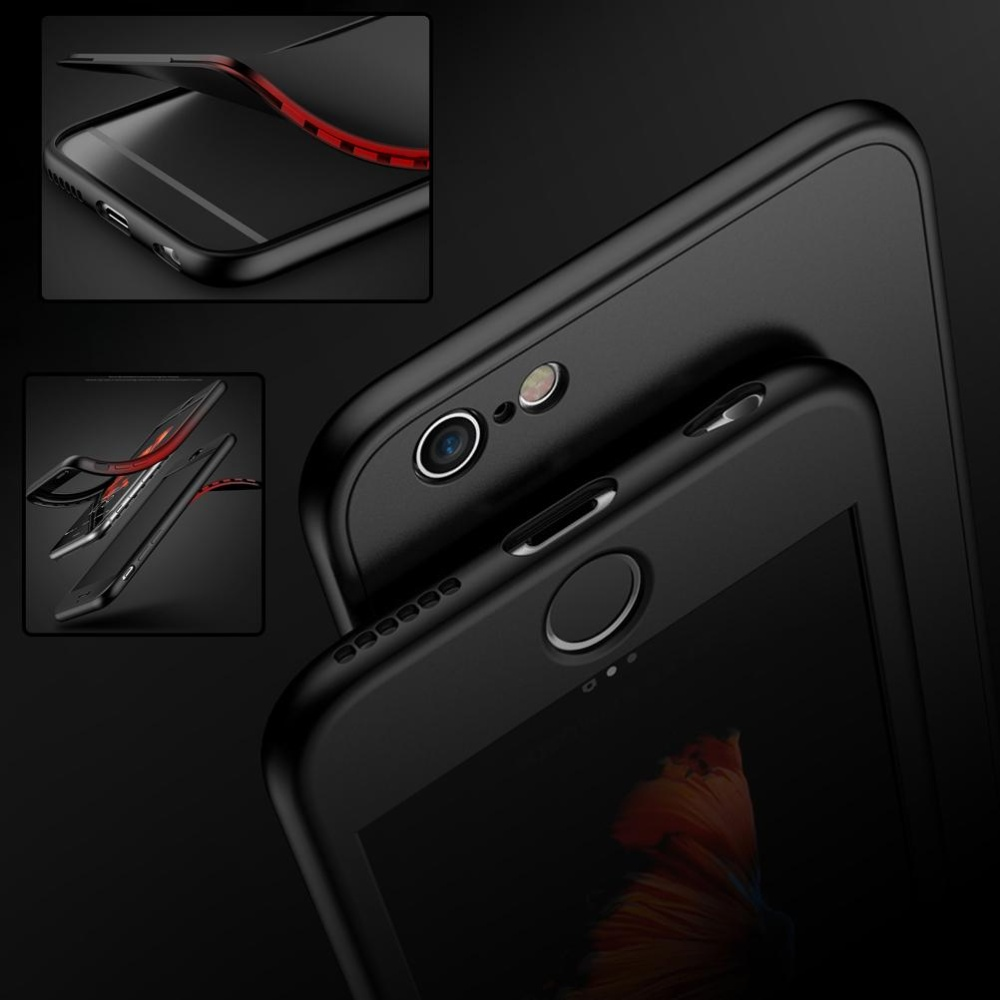 Hicase Full Body Case Shockproof Soft TPU Matte Finish Slim Cover 2 in .