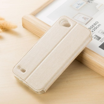 Retro Frosted Pu Leather Flip Case For Samsung Galaxy J2 J200m 47 ... -