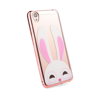 Jual Hicase Ultra Thin Soft Gel TPU Silicone Case For Oppo A37 rabbit intl Online Review