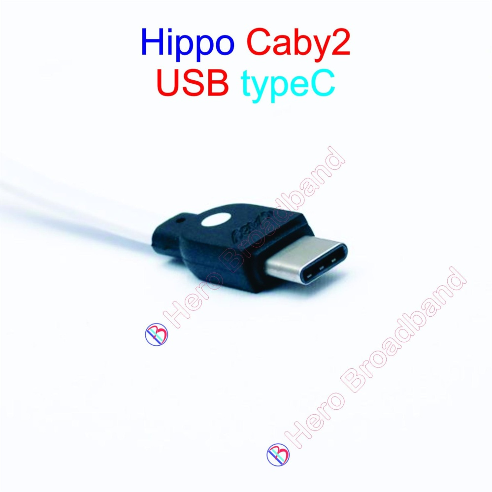 Hippo Caby2 Usb Type C Data Dan Charger Spec Daftar Harga Rexus Cable Cb124m Micro 2m Fast Charging 24a Flash Sale