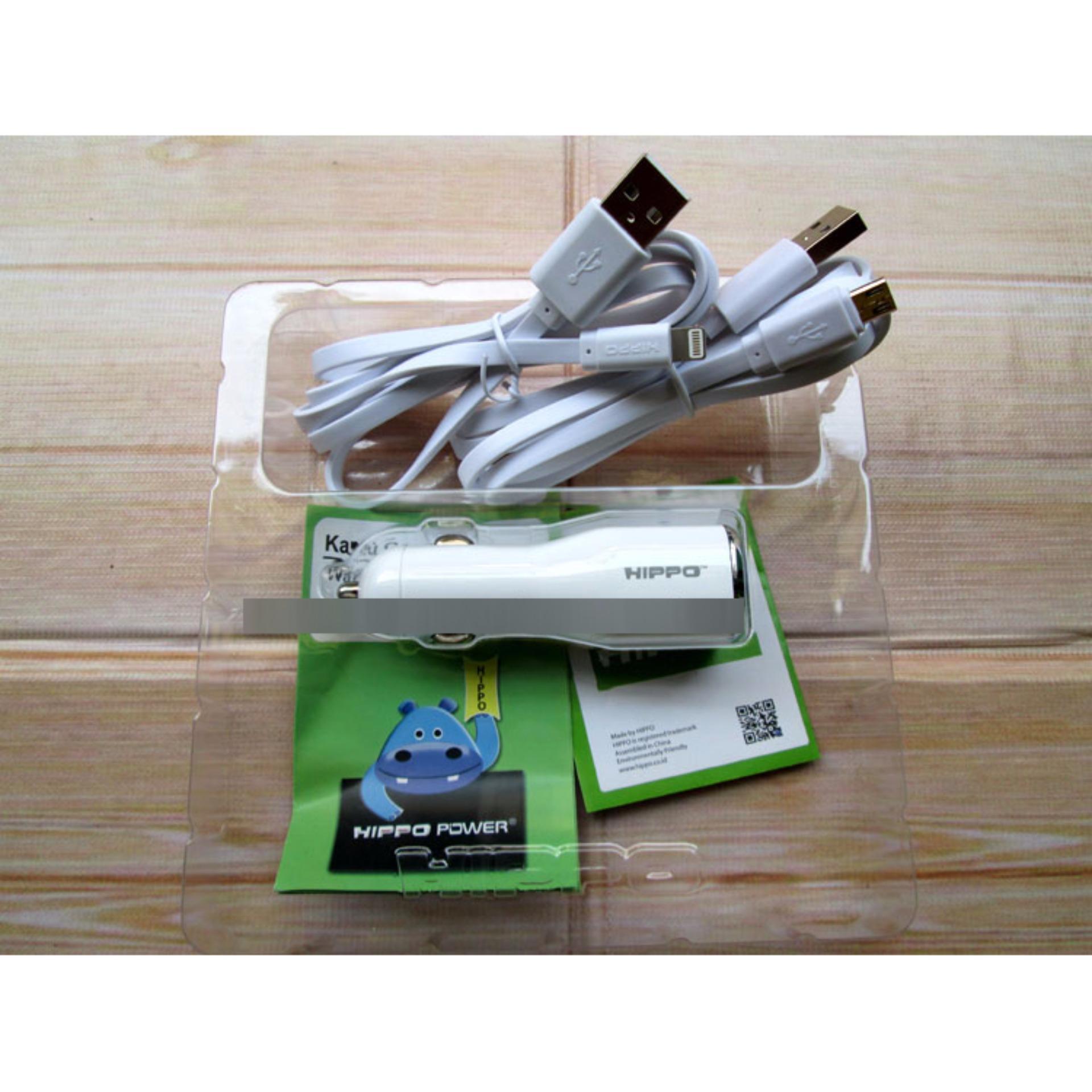 Hippo Car Charger Fantastic Value Pack Daftar Harga Penjualan Alf Vp 2 Usb 24 A Garansi Resmi Mobil Garansiresmi