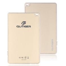 HLL 4mm Portabel Mini Bluetooth Dual SIM Kartu Adaptor Bt4.0 Dual Sim Dual Standby Tidak Ada Jailbreak Cloud Messaging Anti- Hilang Remote Camerafor IOS Perangkat Sistem Emas-Intl