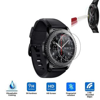 HMC Samsung Gear S3 Frontier / Classic Tempered Glass ScreenProtector