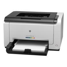 HP Color LaserJet Pro CP1025 - Abu Abu