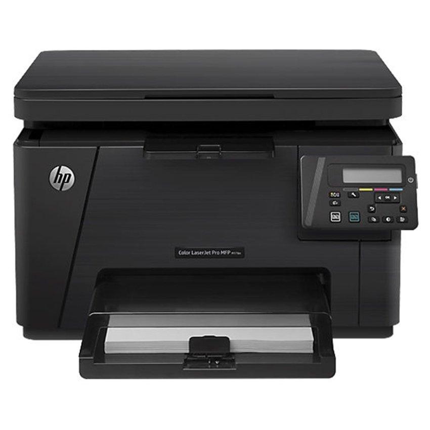 ... HP Color Laserjet Pro MFP M176n - Hitam ...