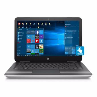 "HP Pavilion 14-AL168TX - Intel Core i5-7200 - 4GB - 1TB - VGA - 14""Touchscreen - Windows 10 - Silver"