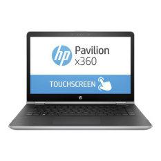 HP Pavilion X360 14-BA003TX - Intel Core i5-7200U - RAM 8GB - 1TB - Nvidia GT940MX - 14' - Windows 10 - Silver