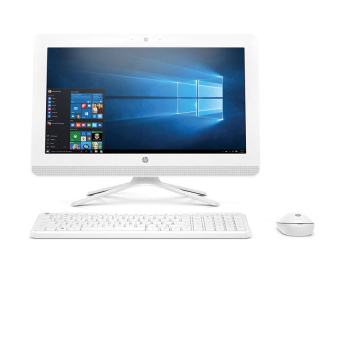 "HP PC All in One 24-G026D - Intel Core i5-6200 - 4GB RAM - VGA - 23.8"" - Windows 10 - Putih"