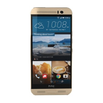 HTC One M9+ - 32 GB - Gold