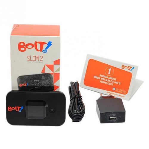 Hot Deals Huawei E5577 Mifi 4g Lte 110mbps Bolt Max 2 Baterai