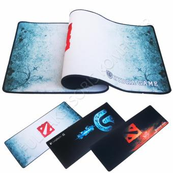 Hydra Mouse Pad Gaming DOTA Lebar 80 x 30 cm - Putih