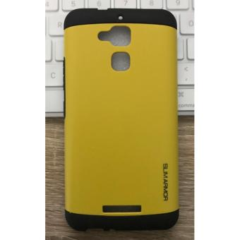 iCase Slim Armor Series 2 Layer for Asus Zenfone 3 Max ZC520TL - Kuning