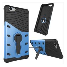 Rp 14.900 iCase Sniper Armor Dual Layered TPU+PC Hybrid Back Cover Phone Case with