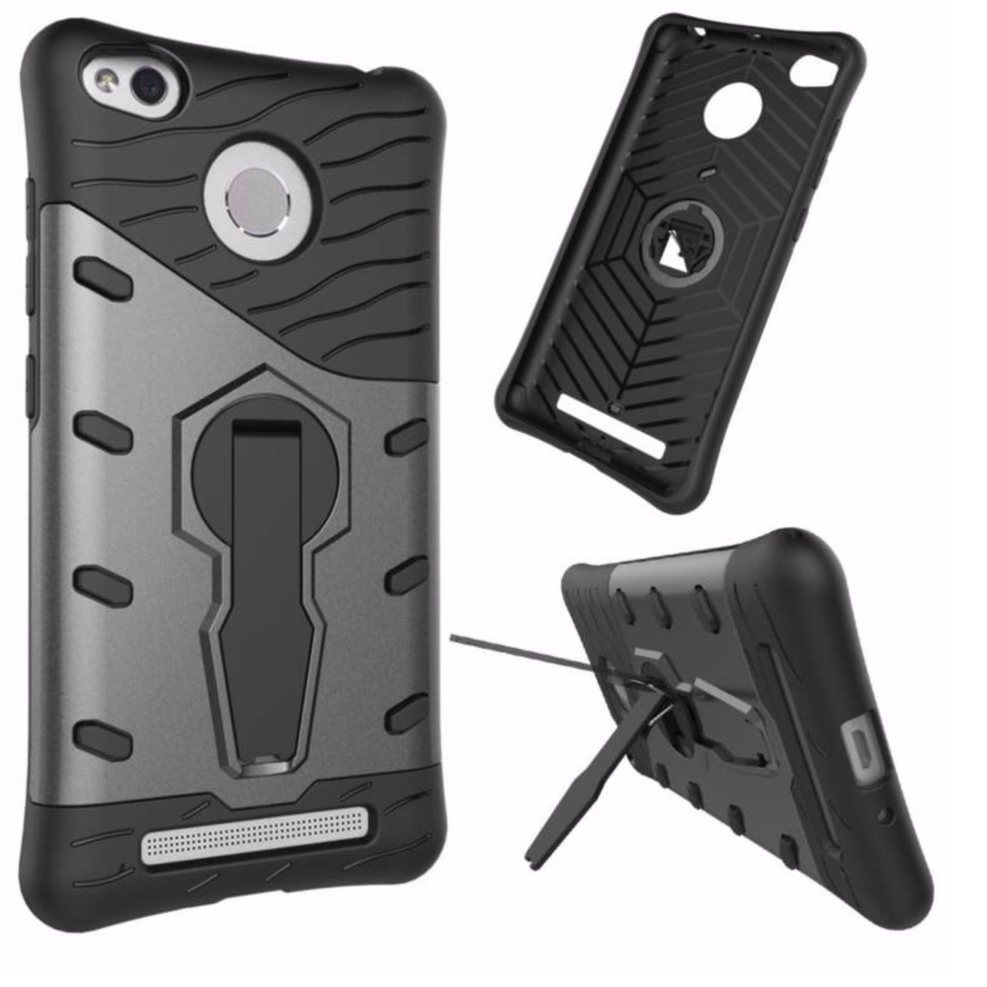 ... iCase Sniper Armor Xiaomi Redmi 3 Pro Dual Layered TPU+PC Hybrid Back Cover Phone ...