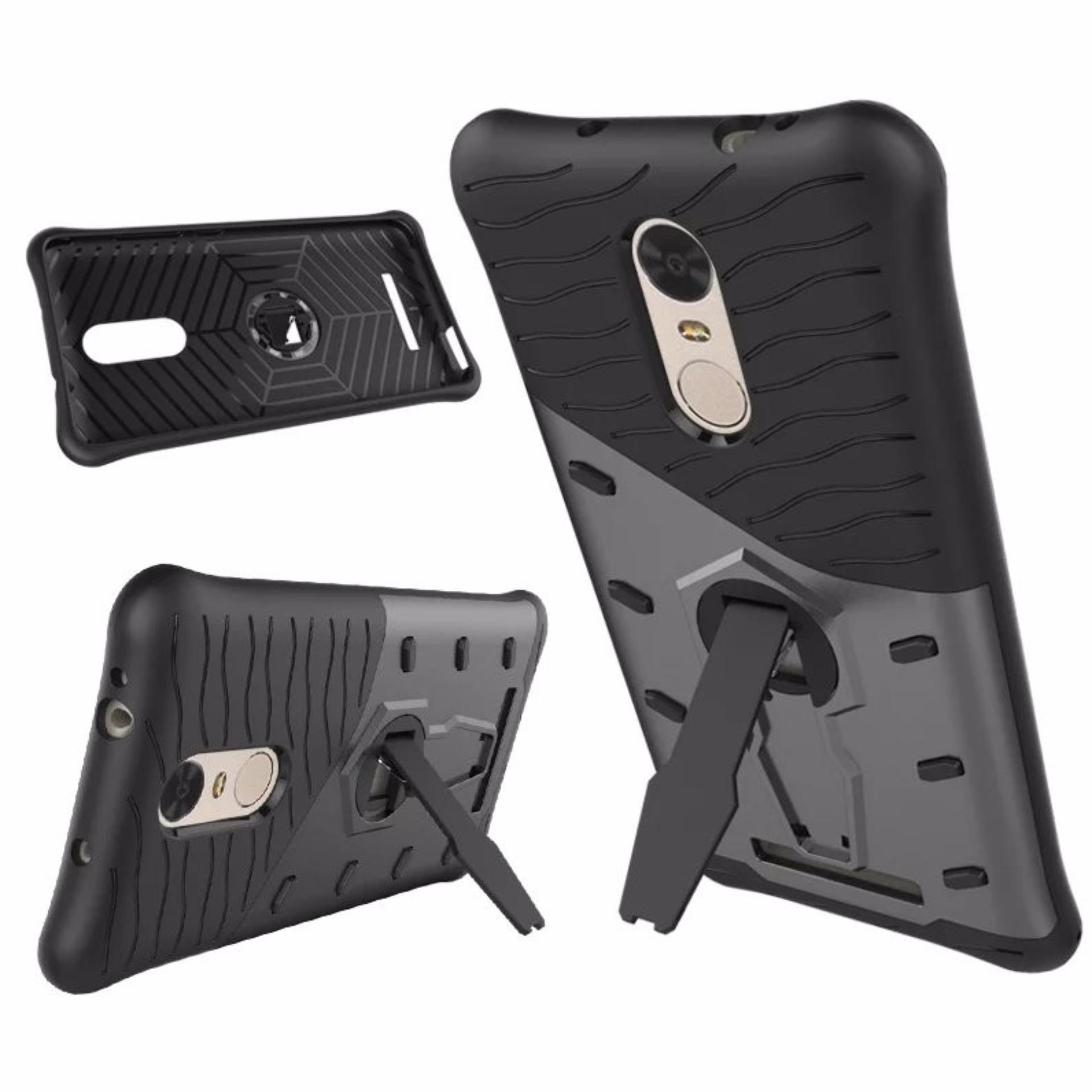 Flash Sale iCase Sniper Armor Xiaomi Redmi 3 Pro Dual Layered TPU+PC Hybrid Back