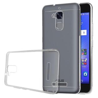iCase Ultra Thin Softcas Asus Zenfone 3 Max ZC520TL 5.2 Inch - Clear