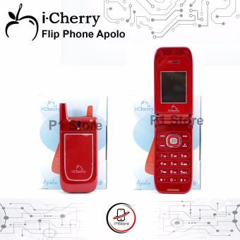 ICherry Apolo Flip Handphone C218