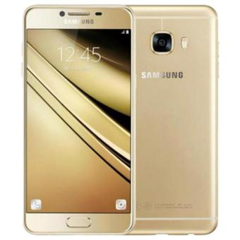 Harga Samsung Galaxy C5 - Gold [RAM 4GB/ Internal 32GB]
