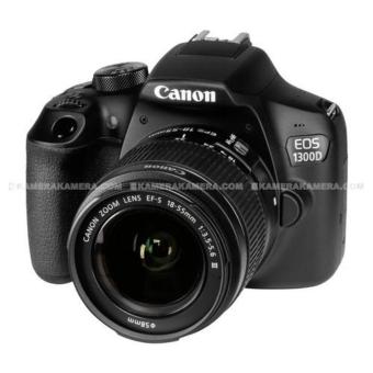 Harga Canon EOS 1300D 18MP (Wi-Fi/NFC) with Lens EF-S 18-55mm III