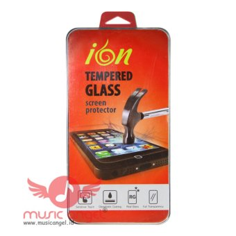 Harga ION - IPHONE 5 / 5S Tempered Glass Screen Protector Kaca Belakang 0.3 mm