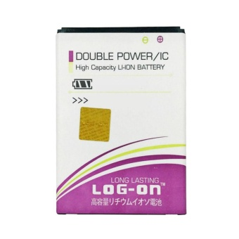 Harga Log On Battery Himax Pure 3S